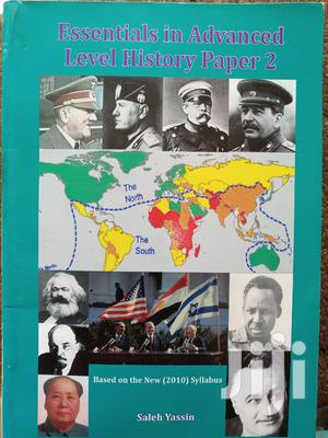 Advanced Level History Two Notes - S.YASSIN   Books & Games for sale in Tabora Region, Tabora Urban