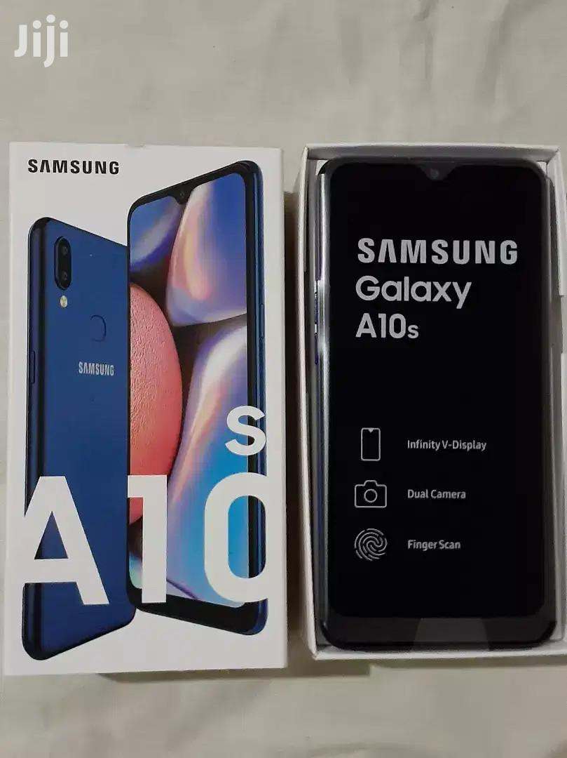 New Samsung Galaxy A10s 32 GB Blue