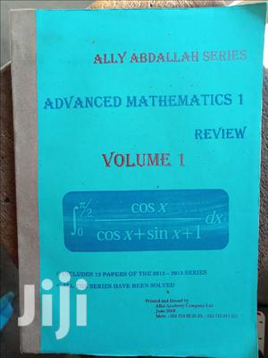 Mathematics Paper 1 Review By Ally Abdallah   Books & Games for sale in Tabora Region, Tabora Urban