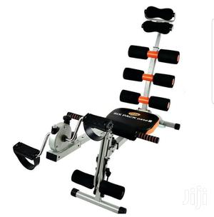 Six Pack Care Machine With More Than 40 Ways of Exercises | Sports Equipment for sale in Dar es Salaam, Ilala