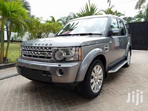 New Land Rover Discovery 2015 Gray   Cars for sale in Dar es Salaam, Kinondoni
