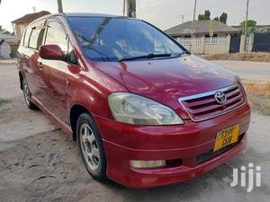 Toyota Ipsum 2001 Red   Cars for sale in Dar es Salaam, Kinondoni