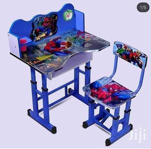 Meza Za Kusomea Watoto Blue | Children's Furniture for sale in Dar es Salaam, Ilala
