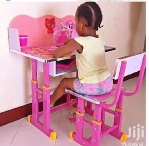 Meza Za Kusomea Watoto Pink | Children's Furniture for sale in Dar es Salaam, Ilala