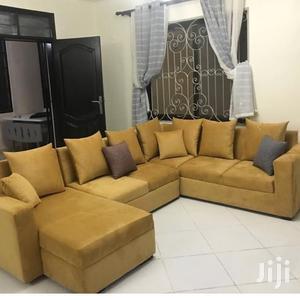 Sofa Set Kwa Sebure Ya Kisasa | Furniture for sale in Mbeya Region, Mbeya City