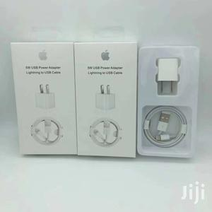 5W USB Power Adapter - Lightning To USB Adapter | Accessories for Mobile Phones & Tablets for sale in Dar es Salaam, Ilala