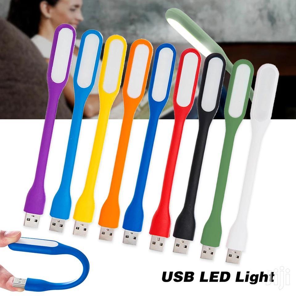 Archive: Mini Bendable USB LED Lamp Portable Keyboard