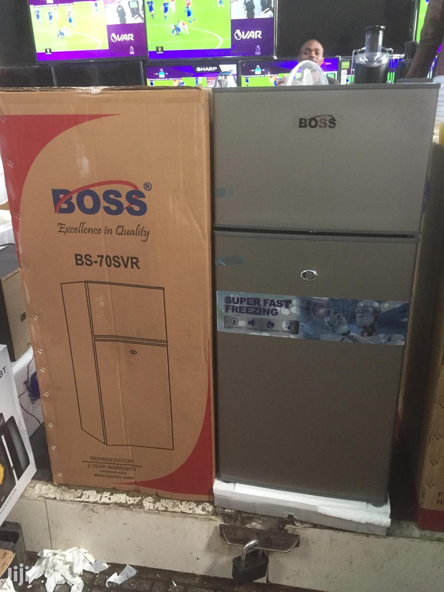 Boss Fridge BS-70SVR -
