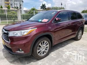 Toyota Kluger 2015 Red | Cars for sale in Dar es Salaam, Kinondoni