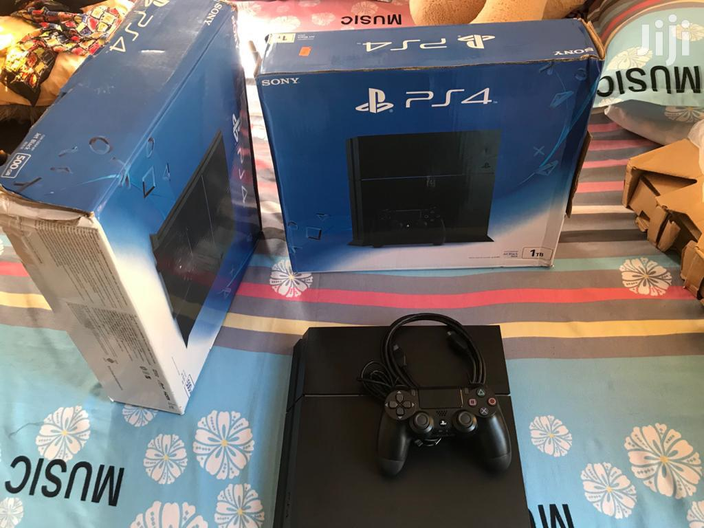 Brand New PS4   Video Game Consoles for sale in Temeke, Dar es Salaam, Tanzania