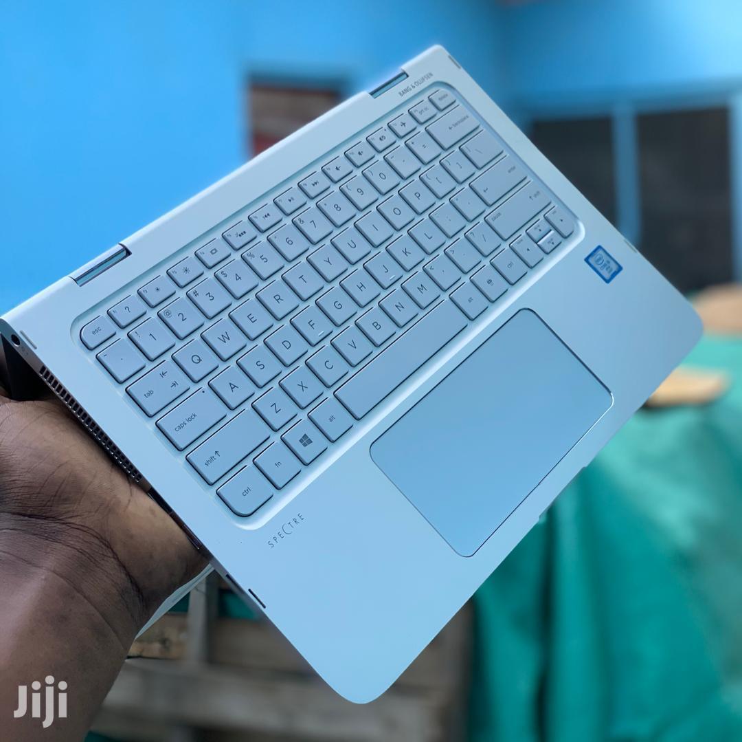 New Laptop HP Spectre X360 8GB Intel Core I7 SSD 256GB