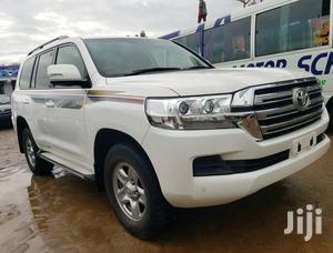Toyota Land Cruiser 2016 White | Cars for sale in Dar es Salaam, Kinondoni