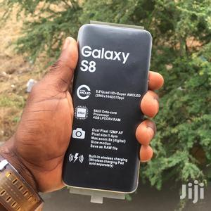 New Samsung Galaxy S8 64 GB Gold | Mobile Phones for sale in Dar es Salaam, Ilala