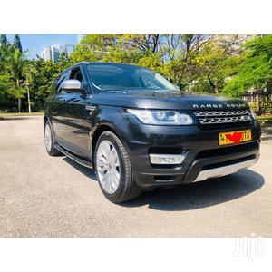 Land Rover Range Rover Sport 2017 Black | Cars for sale in Dar es Salaam, Kinondoni
