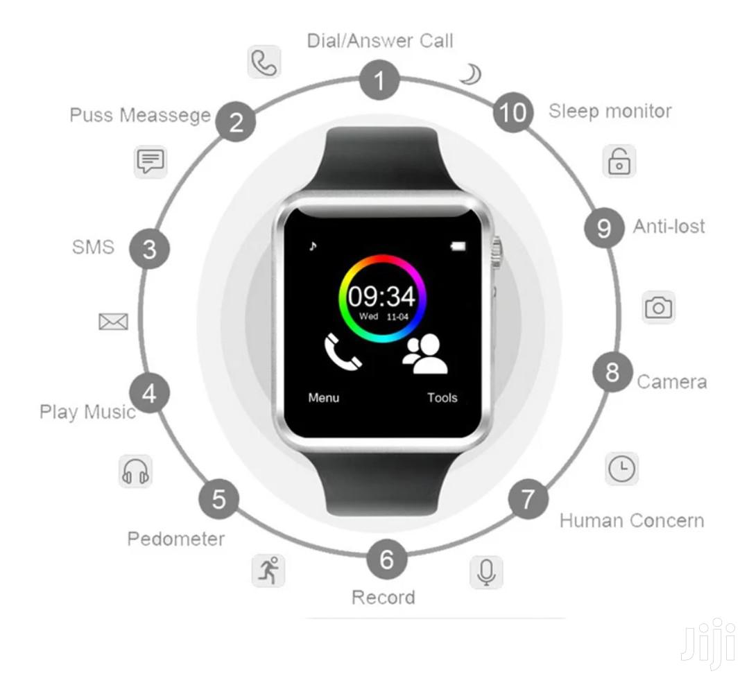 Smart Watch   Smart Watches & Trackers for sale in Ilala, Dar es Salaam, Tanzania