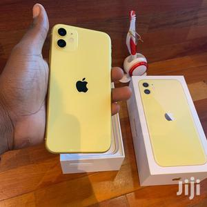 New Apple iPhone 11 64 GB Yellow | Mobile Phones for sale in Dar es Salaam, Kinondoni