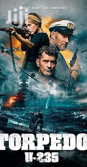 TORPEDO U235 Action Movies   CDs & DVDs for sale in Dar es Salaam, Kinondoni