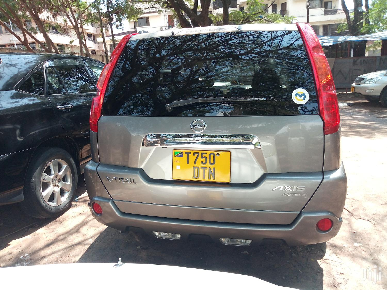 Nissan X-Trail 2009 Silver   Cars for sale in Nyamagana, Mwanza Region, Tanzania
