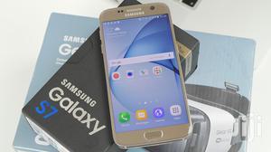 New Samsung Galaxy S7 32 GB Gold | Mobile Phones for sale in Dar es Salaam, Kinondoni