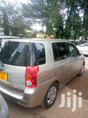 Toyota Raum 2004 Gold   Cars for sale in Dar es Salaam, Kinondoni