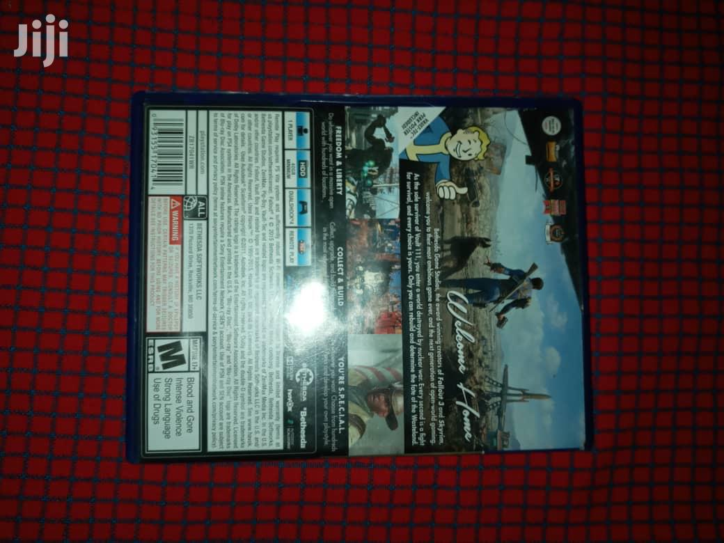 Ps4 Cd Games Fallout 4 | Video Games for sale in Arusha, Arusha Region, Tanzania