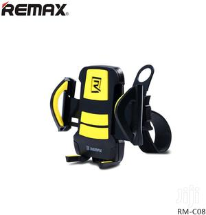 Remax RM-C08 360 Rotation Retractable Bicycle Phone Holder | Accessories for Mobile Phones & Tablets for sale in Dar es Salaam, Ilala