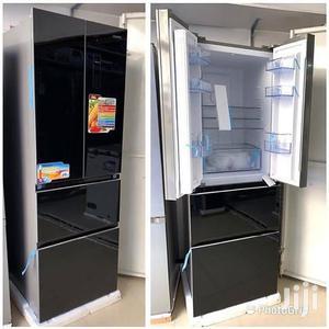 Home Base Frost Glass Door Fridge | Kitchen Appliances for sale in Dar es Salaam, Ilala