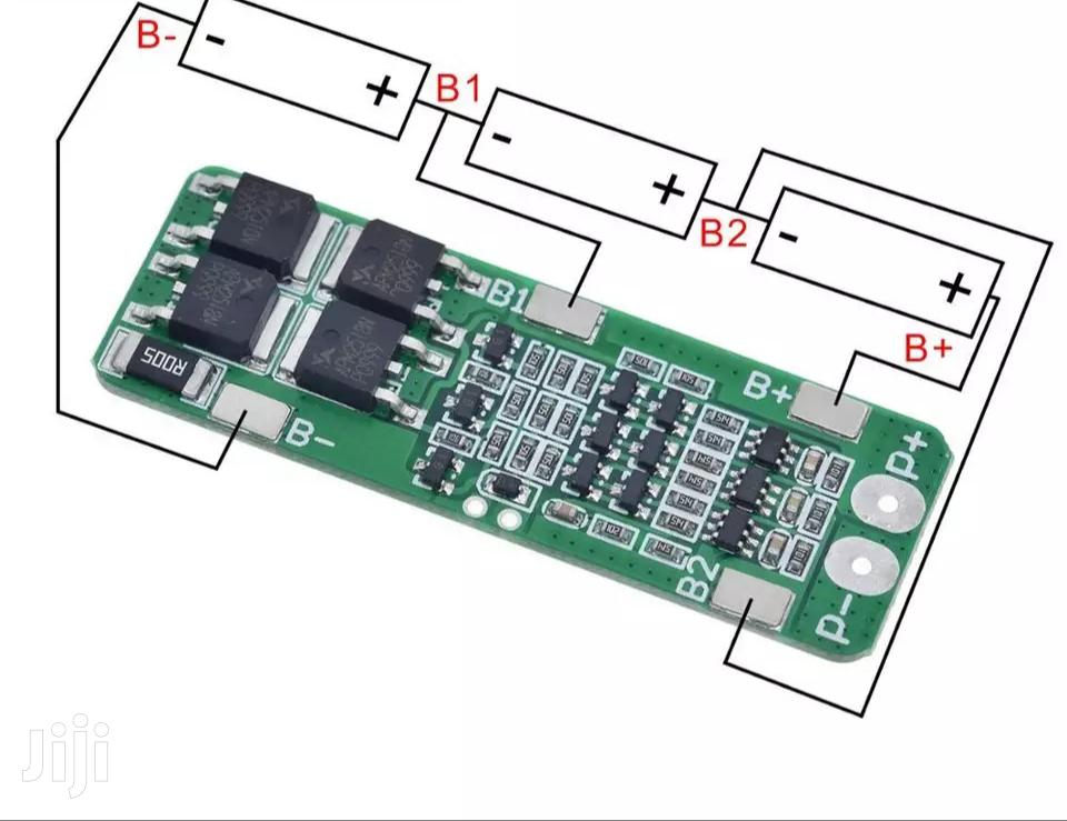 Lithium Battery Charging Protection Circuit Board