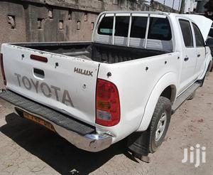 Toyota Hilux 3.0 D-4D Double Cab 2008 White | Cars for sale in Dar es Salaam, Kinondoni