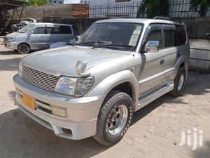 Toyota Land Cruiser Prado 1998 Silver | Cars for sale in Dar es Salaam, Kinondoni