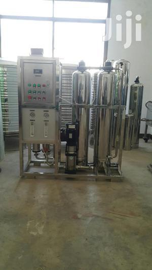 Machine Za Kuchuja Maji Chumvi, Magadi Kuwa Maji Malaini   Manufacturing Equipment for sale in Dar es Salaam, Kinondoni