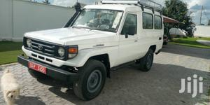 Toyota Land Cruiser 2002 White | Cars for sale in Dar es Salaam, Kinondoni