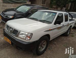 Nissan Hardbody 1999 White   Cars for sale in Dar es Salaam, Kinondoni