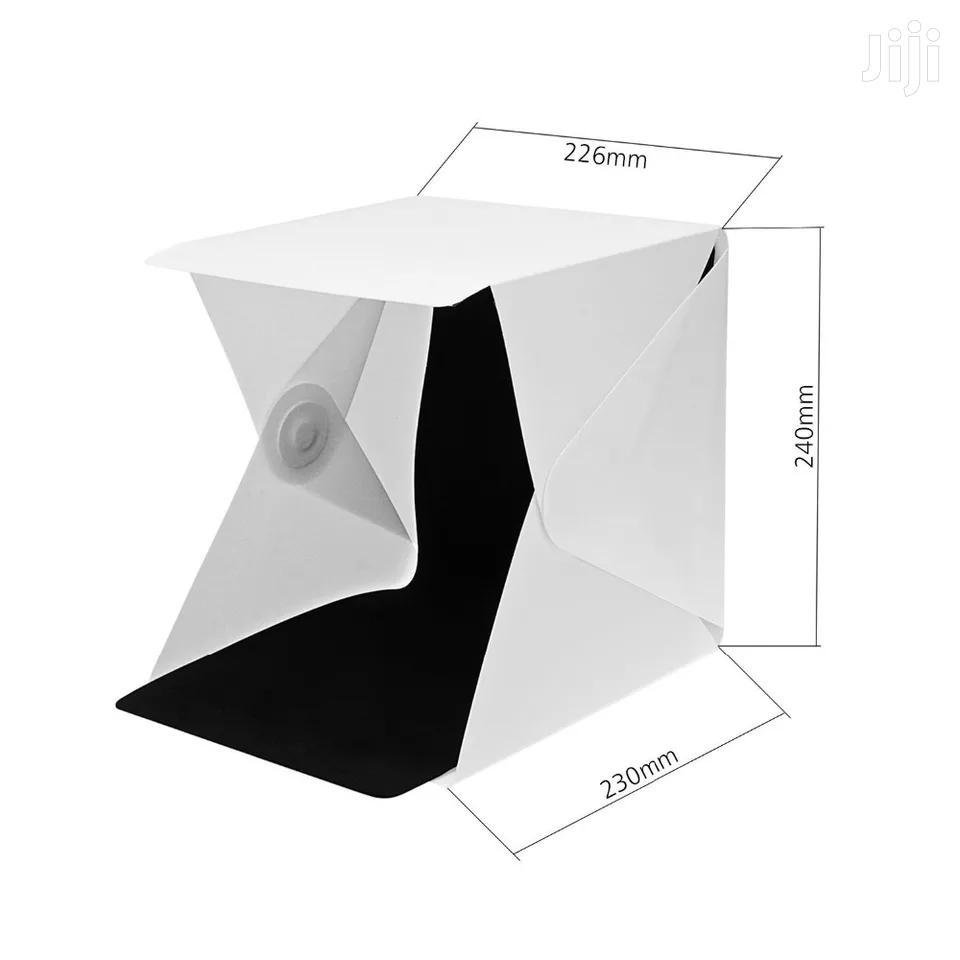 ED Folding Lightbox Portable Photography Studio Softbox | Accessories & Supplies for Electronics for sale in Kinondoni, Dar es Salaam, Tanzania