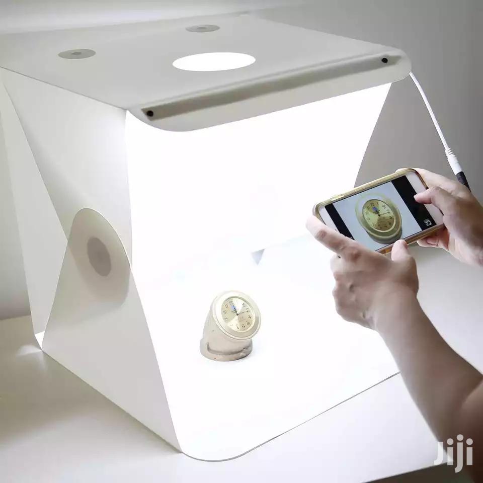 30cm Mini Folding Light Box Photography Photo Studio Softbox