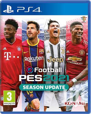 Efootball Pes 2021 Season Update (Ps4) | Video Games for sale in Dar es Salaam, Ilala