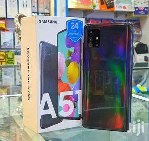 New Samsung Galaxy A51 128 GB Black | Mobile Phones for sale in Dar es Salaam, Ilala