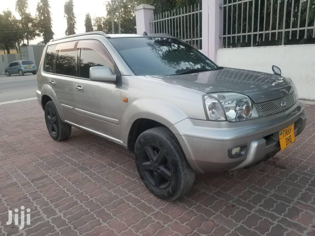Nissan X-Trail 2002 Silver