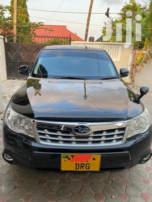 Subaru Forester 2011 Black | Cars for sale in Dar es Salaam, Kinondoni