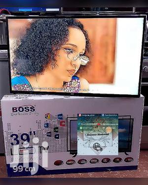 "Boss 39"" LED TV   TV & DVD Equipment for sale in Dar es Salaam, Ilala"