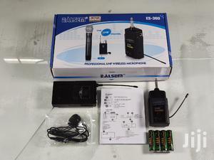 Ealsen ES-360 Professional UHF Wireless Microphone   Audio & Music Equipment for sale in Dar es Salaam, Kinondoni