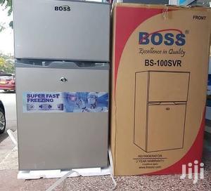 Boss Fridge Bs100-Svr | Kitchen Appliances for sale in Dar es Salaam, Ilala