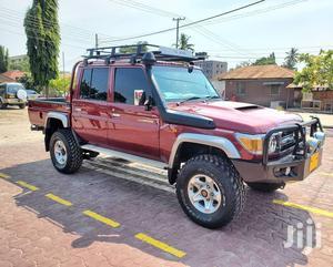 Toyota Land Cruiser 2015 Red   Cars for sale in Dar es Salaam, Kinondoni