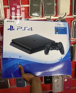Ps4 Slim Full Box 1TB | Video Game Consoles for sale in Dar es Salaam, Kinondoni