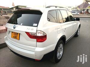 BMW X3 2007 White | Cars for sale in Dar es Salaam, Kinondoni