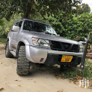 Nissan Patrol 2005 Silver | Cars for sale in Dar es Salaam, Kinondoni