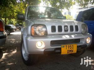 Suzuki Jimny 1998 Silver   Cars for sale in Dar es Salaam, Kinondoni