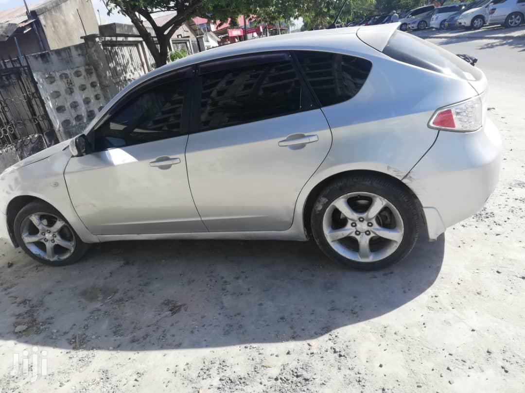 Subaru Impreza 2007 Silver | Cars for sale in Kinondoni, Dar es Salaam, Tanzania