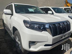 Toyota Land Cruiser Prado 2017 White | Cars for sale in Dar es Salaam, Ilala