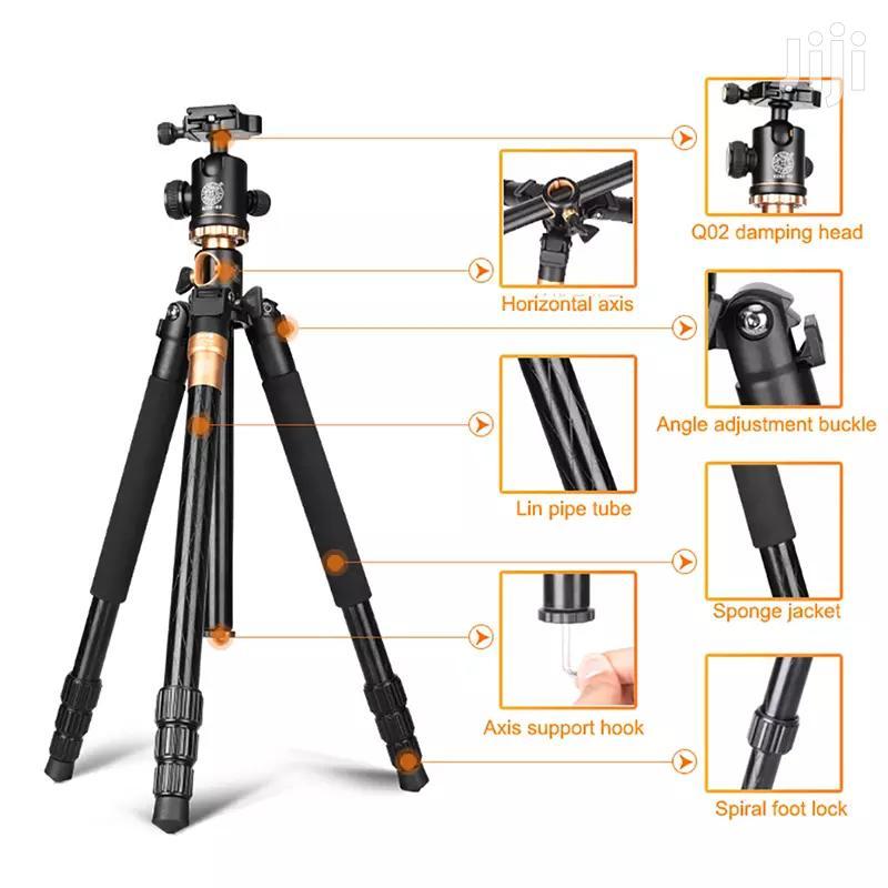 Q999H Transverse Professional Portable Camera Tripod Monopod | Accessories & Supplies for Electronics for sale in Kinondoni, Dar es Salaam, Tanzania